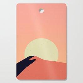 Desert Warmth Cutting Board