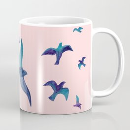 Birds II Coffee Mug