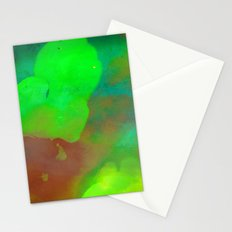 Her Heart Held Many Colors Stationery Cards