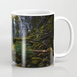 Lower Proxy Falls Coffee Mug