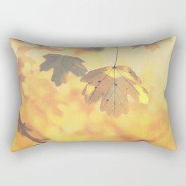 Fall Leaf Rectangular Pillow