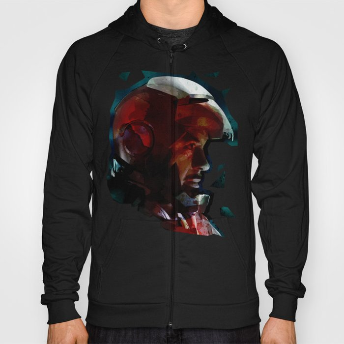 The Knight in the Shining Armour...  Hoody