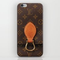 lv iPhone & iPod Skins featuring LV Style by pepion