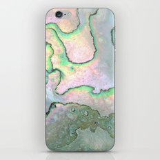 Shell Texture iPhone Skin