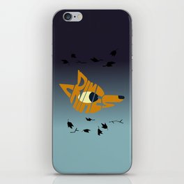 Gregg - NITW iPhone Skin