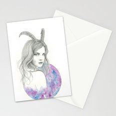 Zodiac - Capricorn Stationery Cards