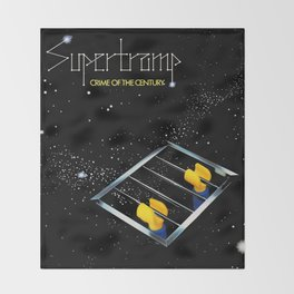 Supertramp - Crime of the Century but with Emmet Throw Blanket