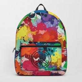 Peace & Freedom Backpack