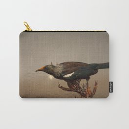 Tui on Flax Carry-All Pouch