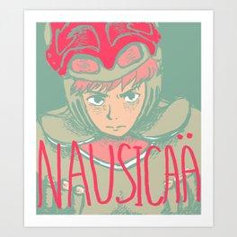 Nausicaä Art Print