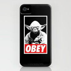 Obey Yoda - Star Wars iPhone (4, 4s) Slim Case