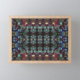 Magic Carpet 2 Framed Mini Art Print