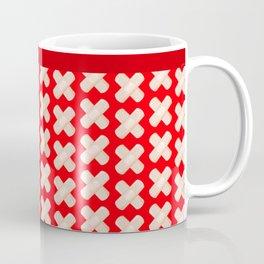 First Aid Plaster Coffee Mug