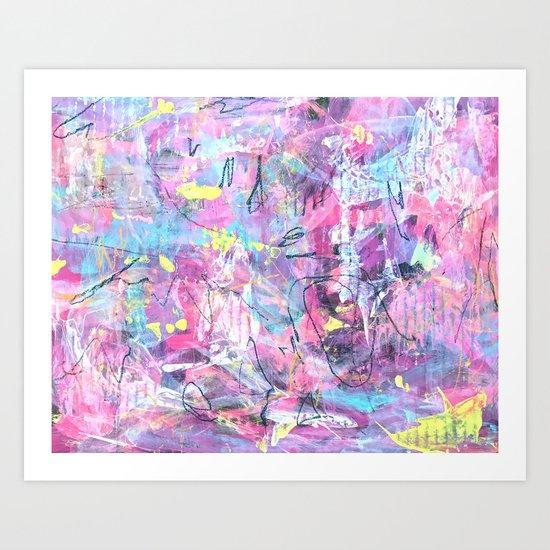 nuru #169 Art Print