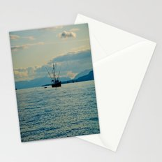 A Seiners Life  Stationery Cards