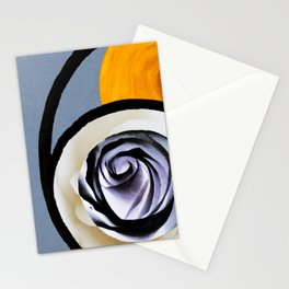 Pearl Six Stationery Cards