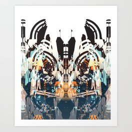 91118 Art Print