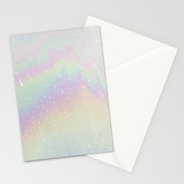 Holographic! Stationery Cards