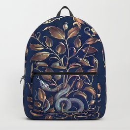 Snake Backpack