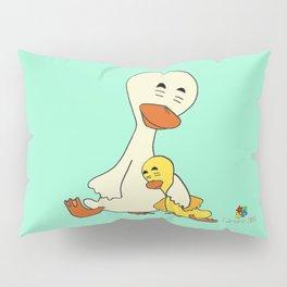 Mother Goo-see Pillow Sham