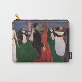 Edvard Munch - The Dance of Life Carry-All Pouch
