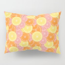 Citrus State of Mind Pillow Sham