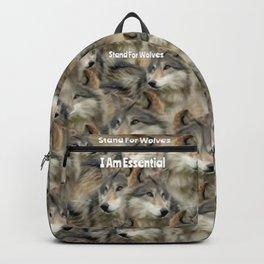 I Am Essential Backpack