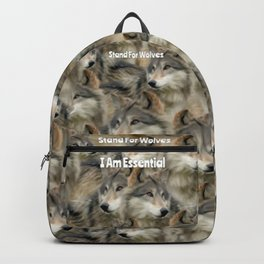I Am Essential Backpack