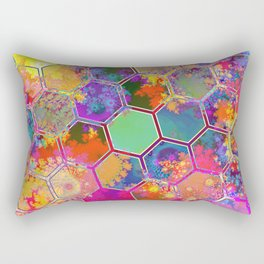 honey for free Rectangular Pillow