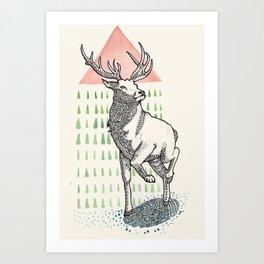 My Deer One Art Print