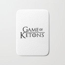 Game Of Ketons Gift Bath Mat