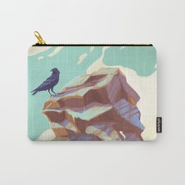 Alpine Crow Carry-All Pouch