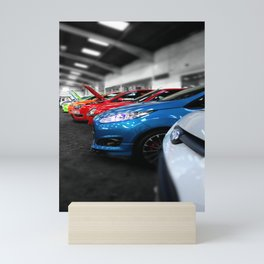 Rainbow of Colours Mini Art Print