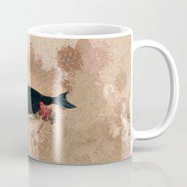 The Flying Whale Coffee Mug