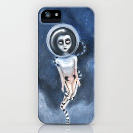 Lost out of the dream iPhone Case