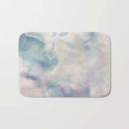 Unicorn Marble Bath Mat