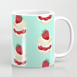 Fruit Shortcake dessert food apparel and gifts food fight mint Coffee Mug