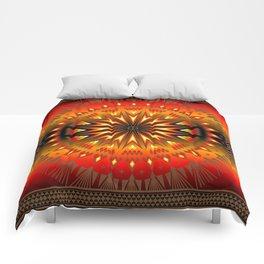 Fire Spirit Comforters