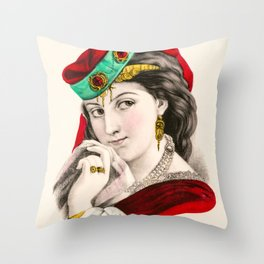 My Sweetheart Throw Pillow