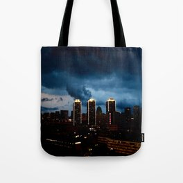 City Mood Tote Bag