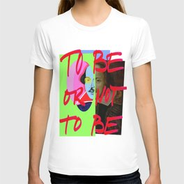 WILLSHAKESPEARE  - To Be or Not to Be T-shirt