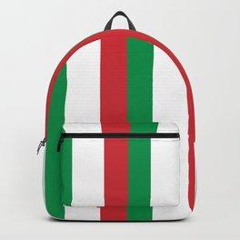 Flag of Italy 3-Italy,Italia,Italian,Latine,Roma,venezia,venice,mediterreanean,Genoa,firenze Backpack