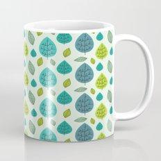 Trees pattern Mug