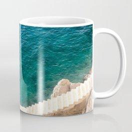 Stairs to the Sea Coffee Mug