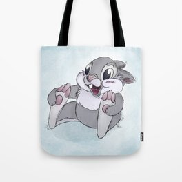 Disney's Thumper on Ice Tote Bag