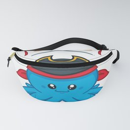 Pirate Octopus Fanny Pack