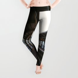 The light at the end of the tunnel Leggings