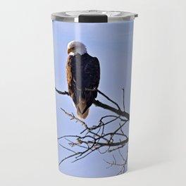 Good Morning, Eagle! Travel Mug