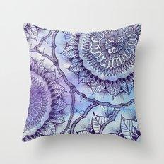 Dream Girl Throw Pillow