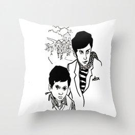 Feludar Goendagiri Throw Pillow
